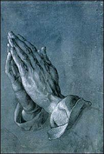 Praying Hands by Albrecht Dürer – Photo: Wikipedia