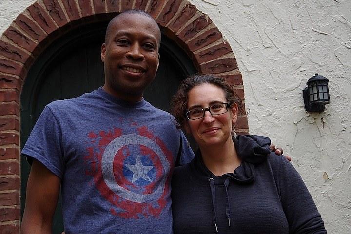 Mandi and Scott Jackson – Photo: Lucy Gellman