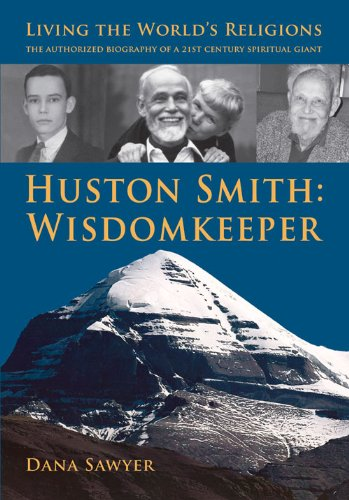 The cover of Dana Sawyer's biography of Smith