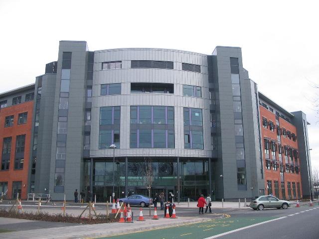 City College, Coventry, United Kingdom – Photo: Wikipedia,  E. Gamie