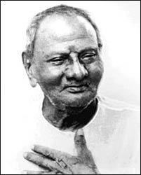 Nisargadatta Maharaj Photo: Wikipedia