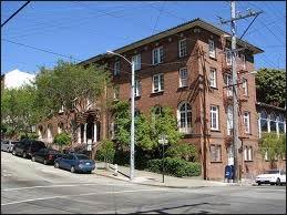 The San Francisco Zen Center Photo: Buddhist Peace Fellowship