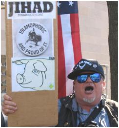 A professed Islamaphobic – Photo: Wikipedia, Rafael1