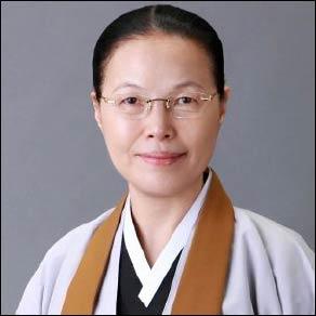 Ven. Dr. Chung Ohun Lee of Won Buddhists International