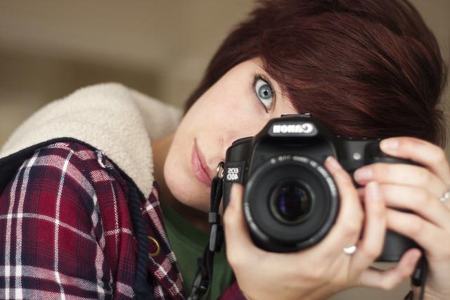 A Self Portrait - Photo:  Katrina Harrison , Cc. 2.0