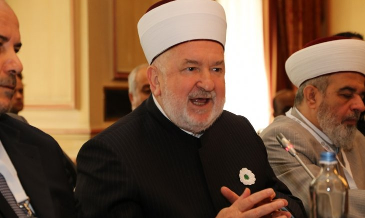 Dr. Mustafa Ceric, Grand Mufti Emeritus of Bosnia-Herzegovina – Photo: ICD Media Center