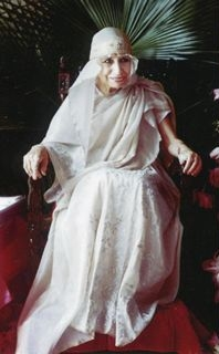Mirra Alfassa, 'The Mother' – Photo: motherandsriaurobindo.in