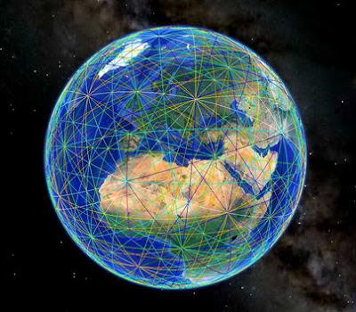 The noosphere – Photo:    Tek-gnostics Network