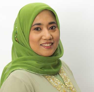 Nana Firman, co-founder of the Global Muslim Climate Network – Photo: Global Muslim Climate Network