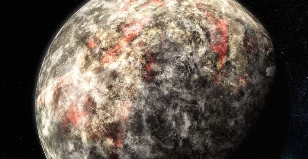 Post-nuclear Earth – Photo:  CGI, YouTube