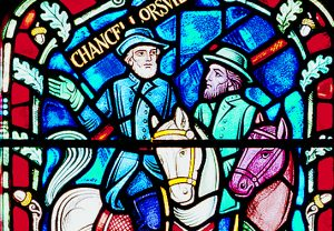 A window honoring Confederate Generals Lee and Jackson has been removed from the Washington National Cathedral – Photo: cathedral.org