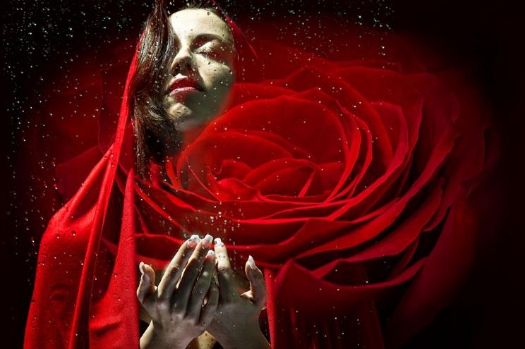 Mary Magdalene's spiritual wisdom – Photo: Karen Nadine,    Pixabay