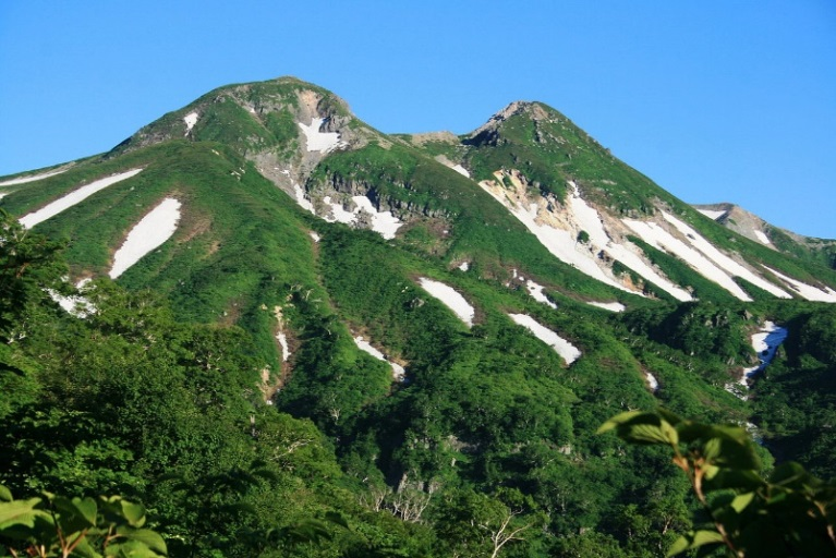 Mount Hakusan – Photo:  Wikimedia Commons