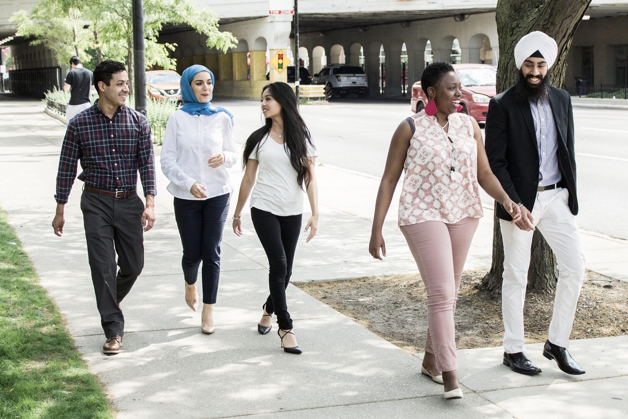 Photo:  Facebook, Interfaith Youth Core