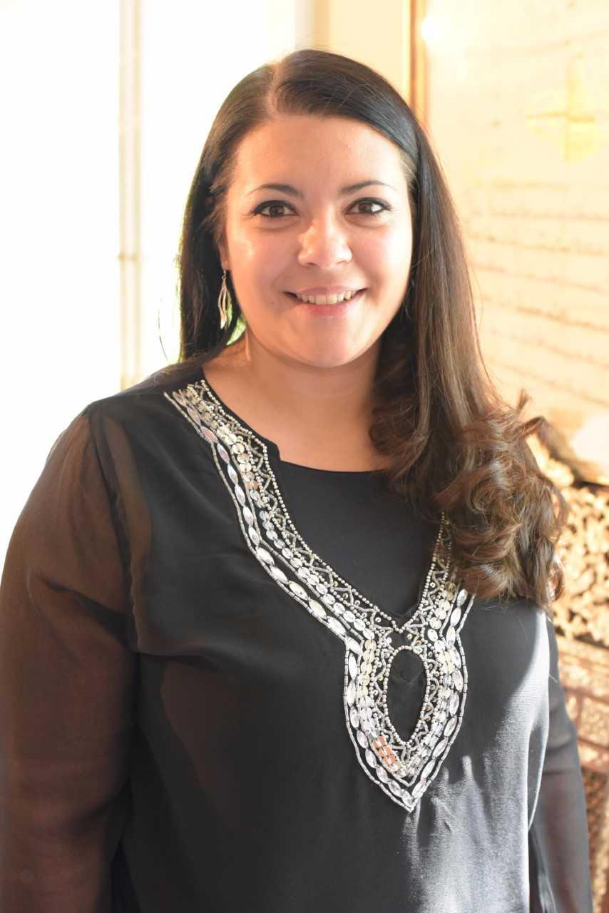 Aziza Hasan  – Photo: AH
