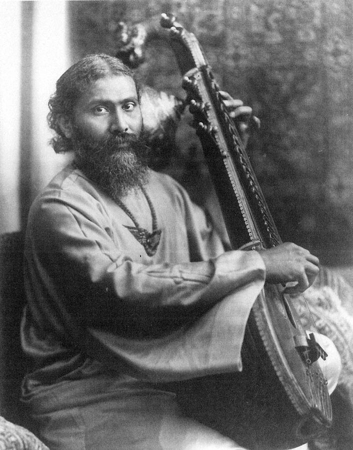 Murshid Hazrat Inayat Khan – Photo:    Wikimedia