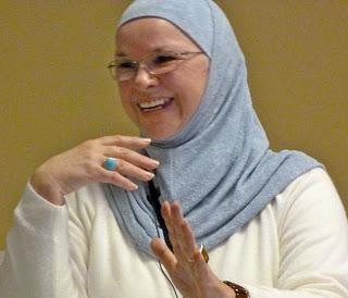 Noor-Malika Chishti – Photo:  Women's Spiritual Poetry