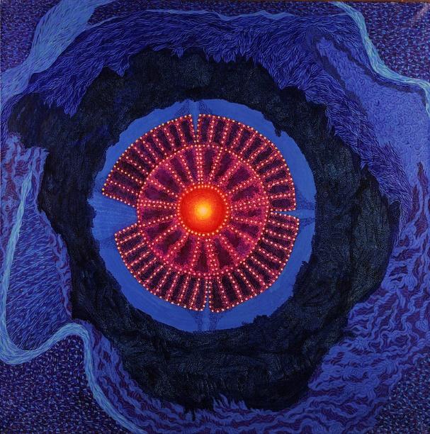 Arkaim Shining    by Lola Vyacheslavovna Lonli– Photo:    Wikipedia