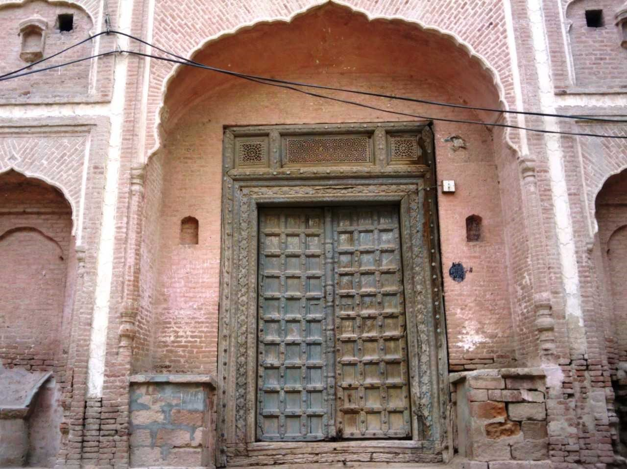 Butalia family ancestral home at village Butala near Gujranwala, Pakistan, built in the 1850s. – Photo: TSB