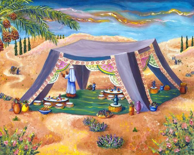 Photo:      Abraham's Tent