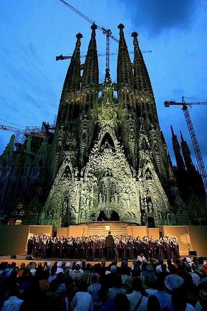 La Familia Sagrada – Photo: RBS