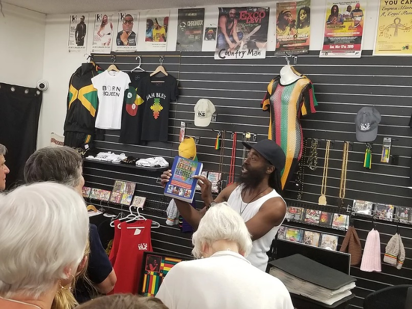 Rasta shop in Toronto – Photo:    Encounter World Religions Centre