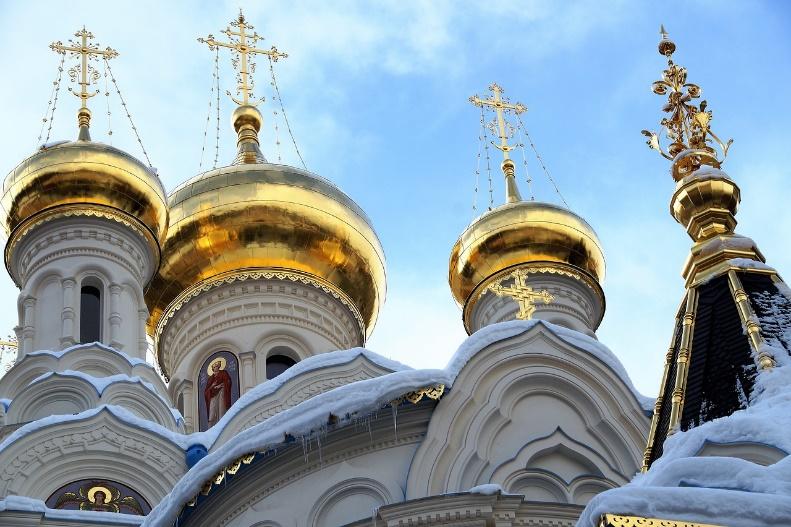 Russian Orthodox Church – Photo:    Max Pixel