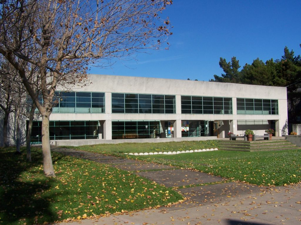 PSR's Mudd Building is being leased by REALM Middle School. – Photo:    Pacific School of Religion