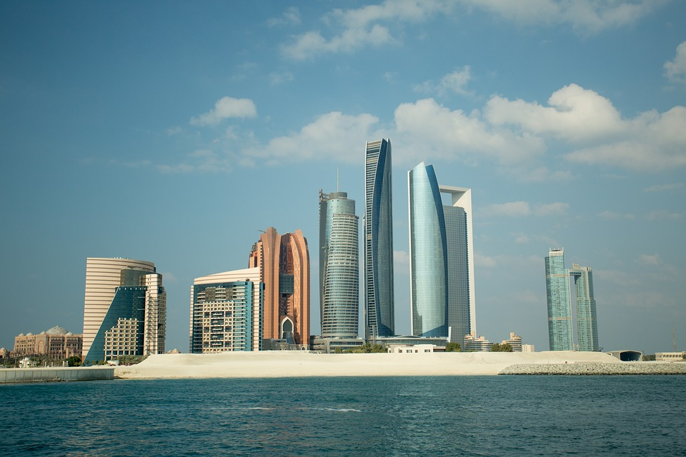 Abu Dhabi skyline – Photo:    Pixabay