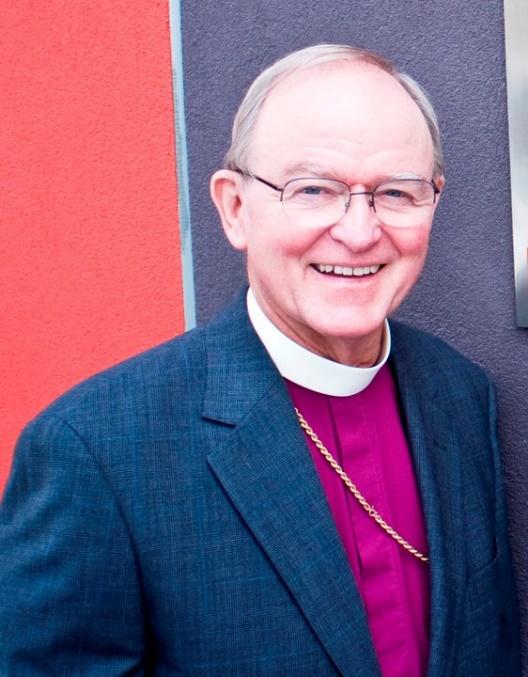 Bishop William Swing