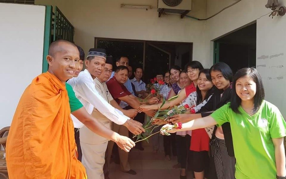 "Interfaith training ""Family Reconciliation and the Do No Harm Tool"" in Phnom Penh, Cambodia – Photo:    URI"
