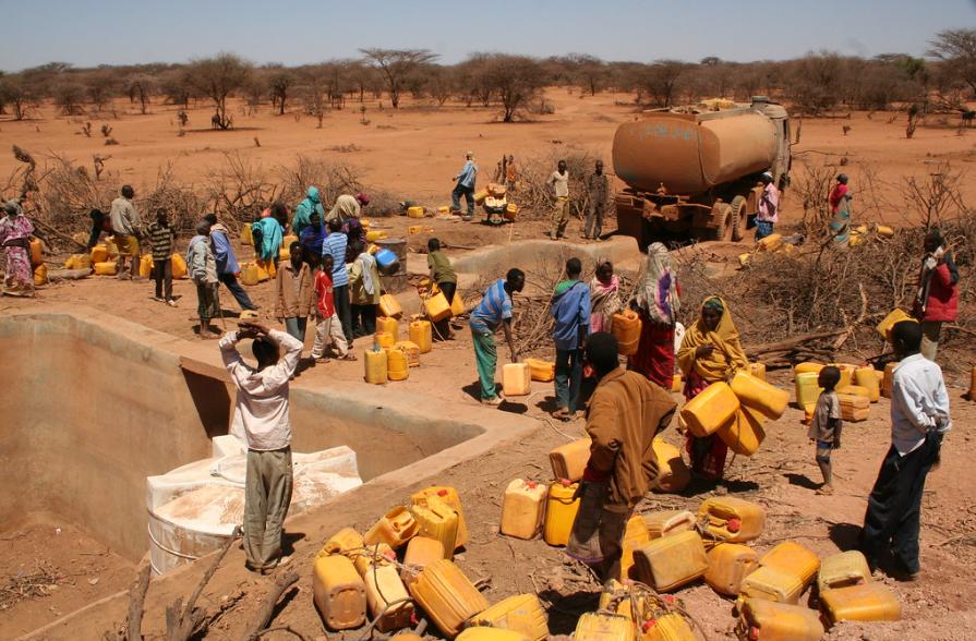 Photo:    Oxfam East Africa, C.c. 2.0