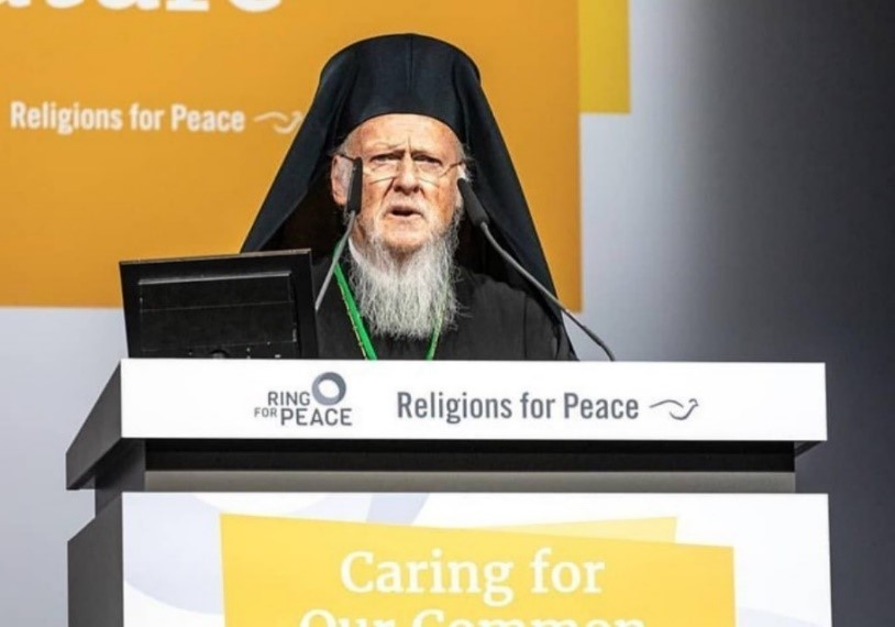 Photo:    Religions for Peace Facebook