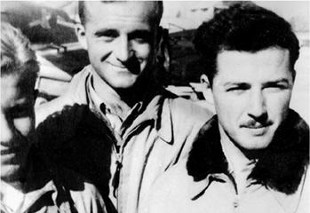 Tommy Haywood & Ken Jernstedt
