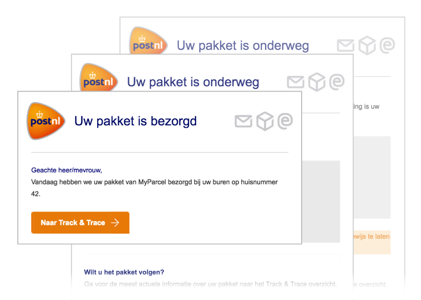 TO DO: Notificaties Stacken óf allemaal om-en-om tonen middels .gif