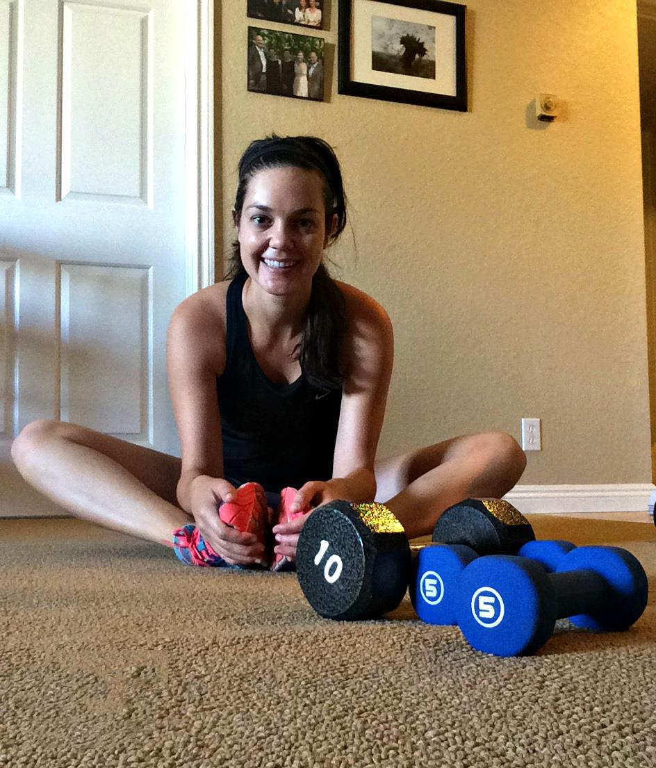 Edie Feffer - Health & Fitnes Coach & Owner of Fuel.Fitness.Fun