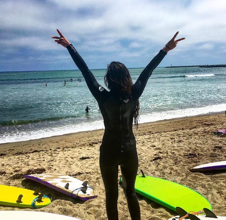 Você gosta de surfar? - Do you like to surf?