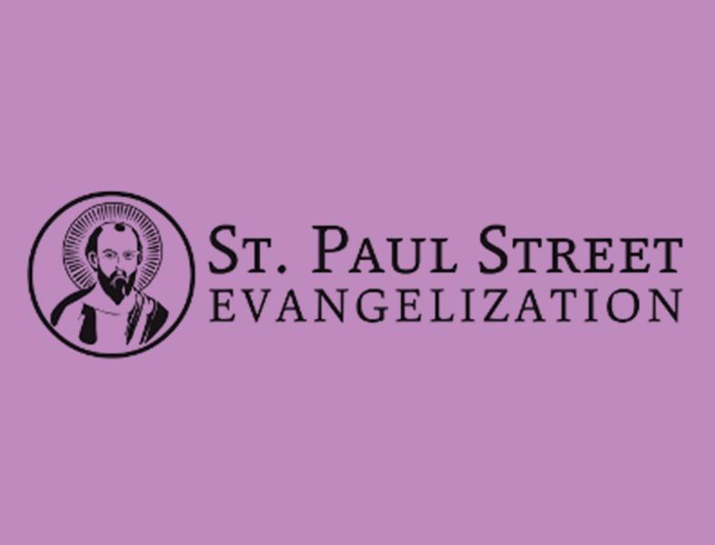 St. Paul Street Evangelization    Do you want to share your amazing faith, but don't know where to start? Follow this link and get some great tips!