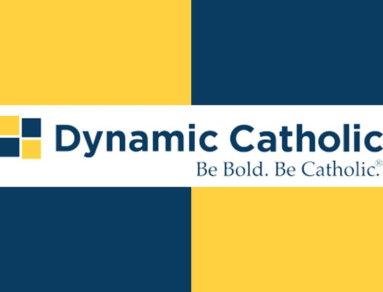 Dynamic Catholic    Want great, affordable resources for your small group? Follow this link for great books, cds, and more. Be Bold. Be Catholic.