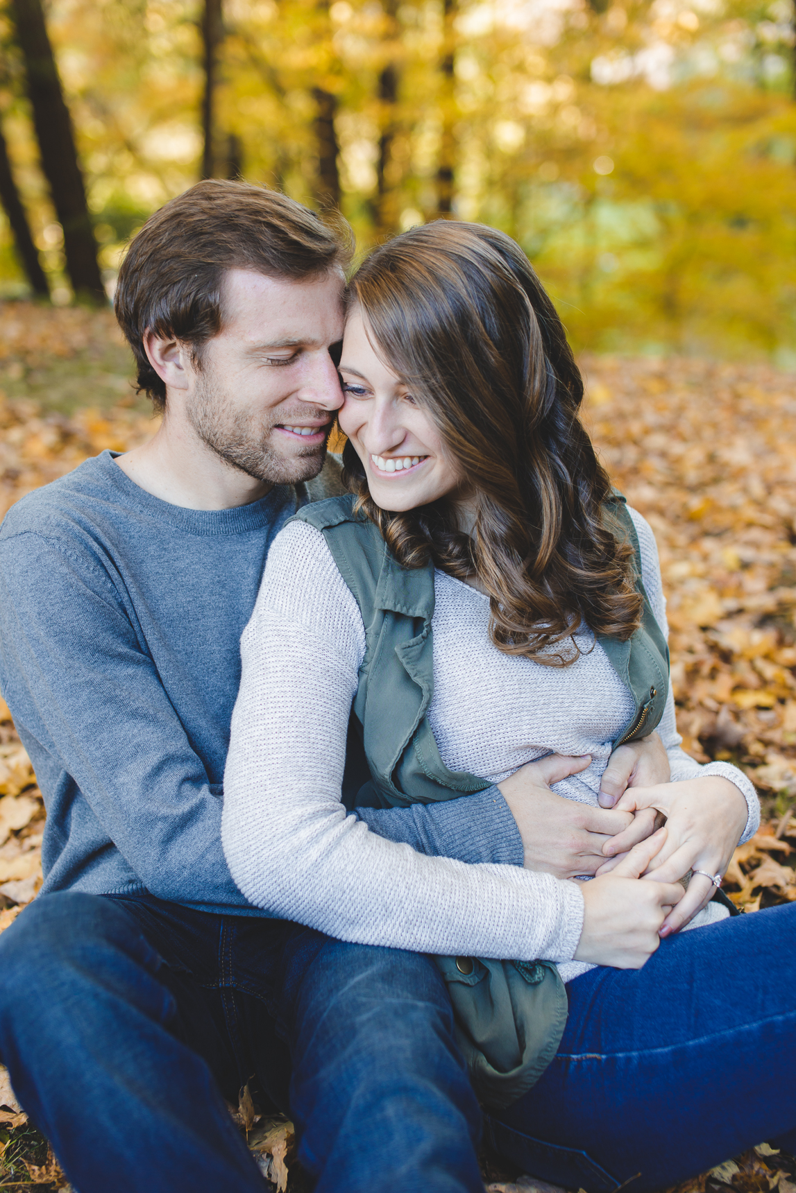 Buffalo Fall Engagement Portrait Photographer_004.jpg