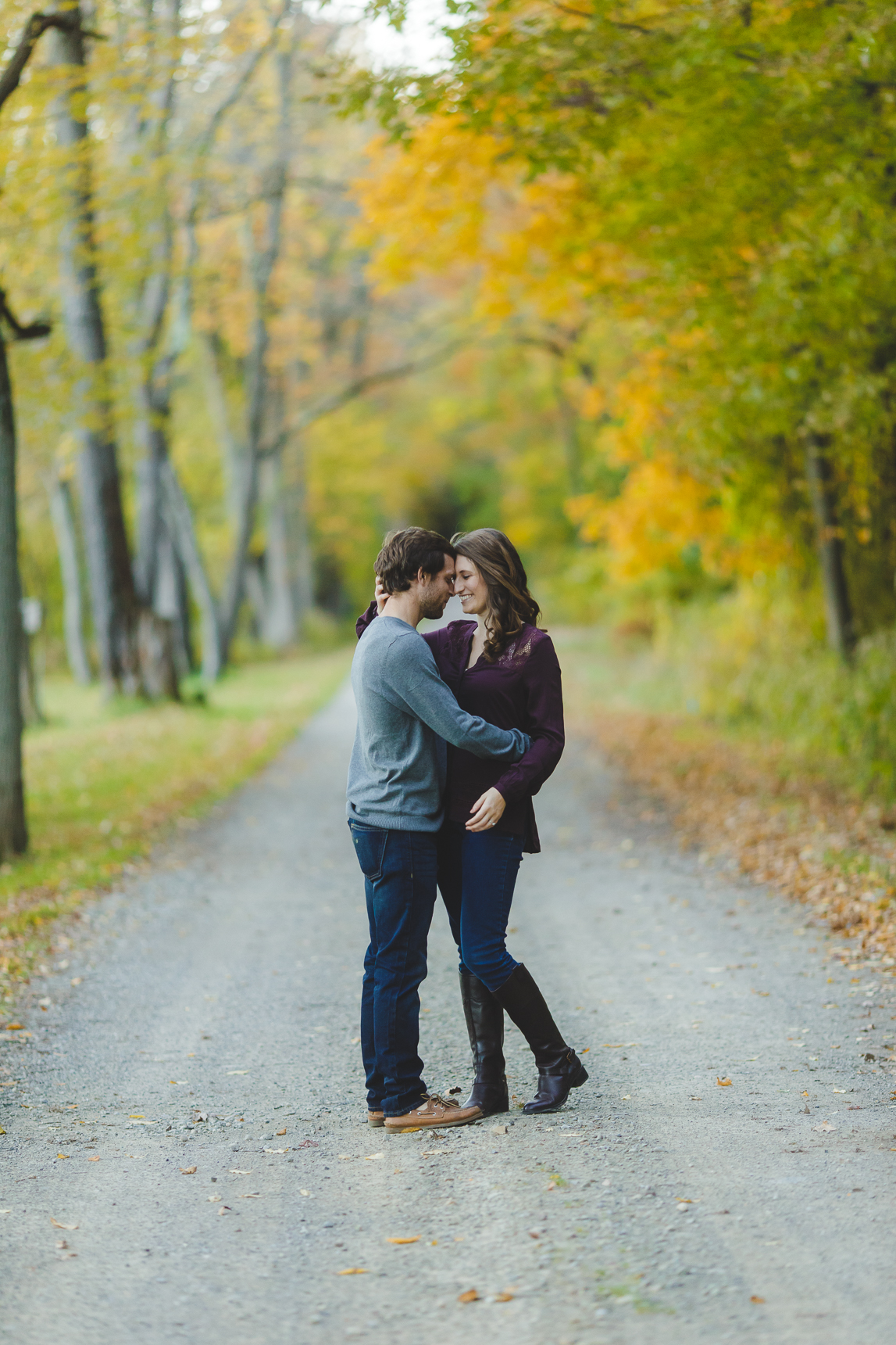 Buffalo Fall Engagement Portrait Photographer_020.jpg