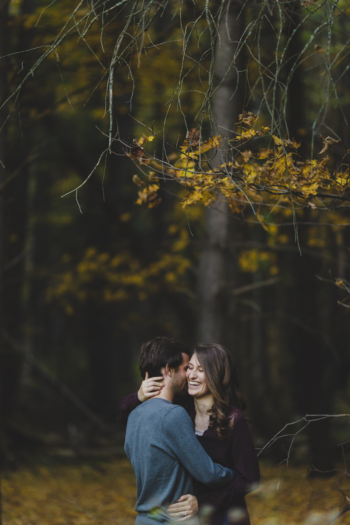 Buffalo Fall Engagement Portrait Photographer_021.jpg