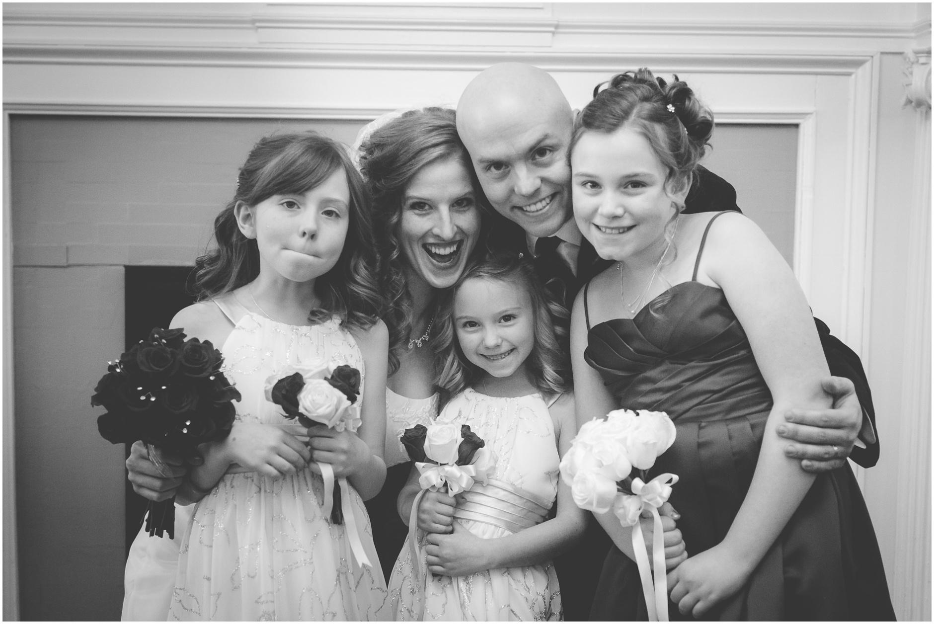 Buffalo Wedding New Family