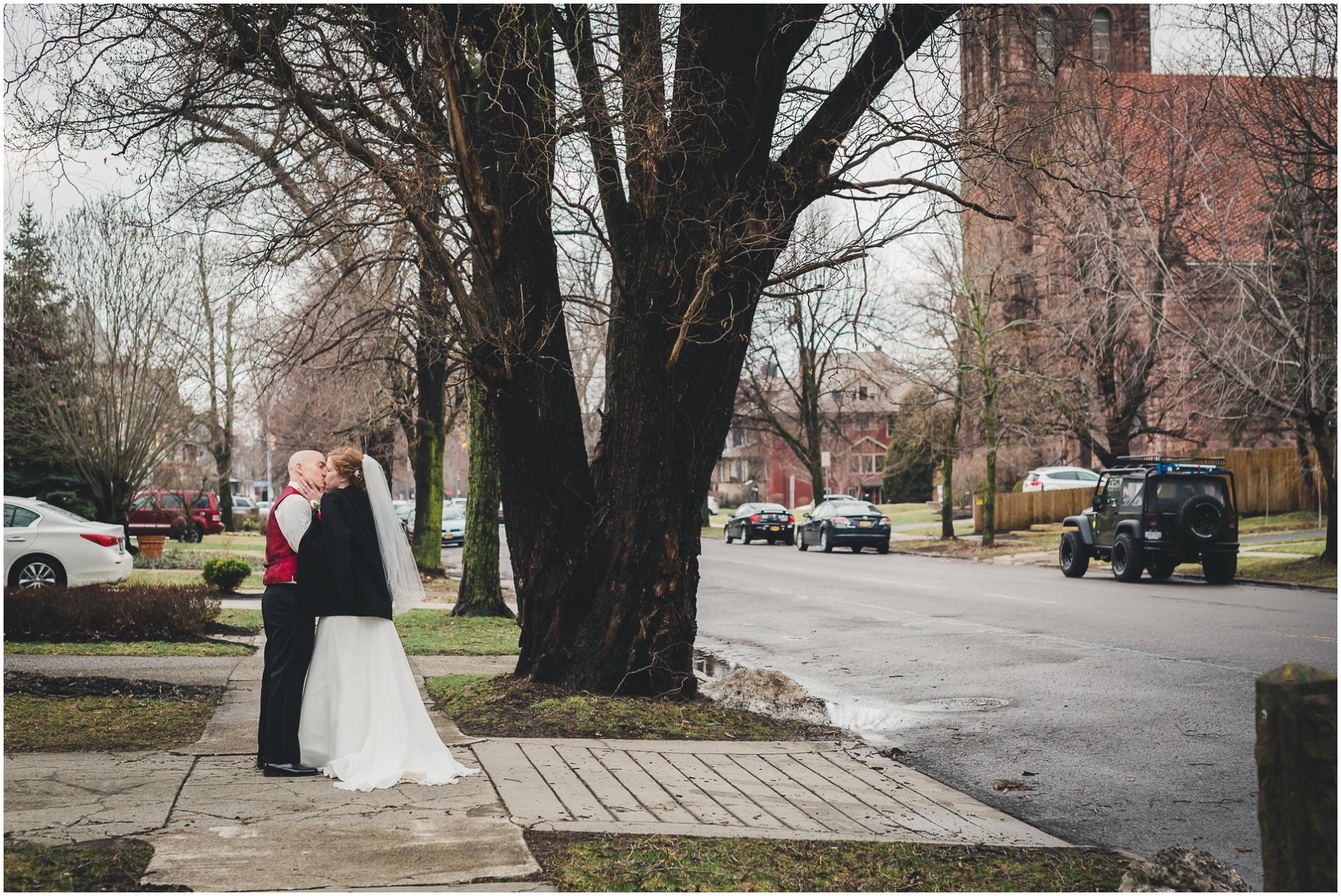 Photojournalist Buffalo Wedding Photogrpaher