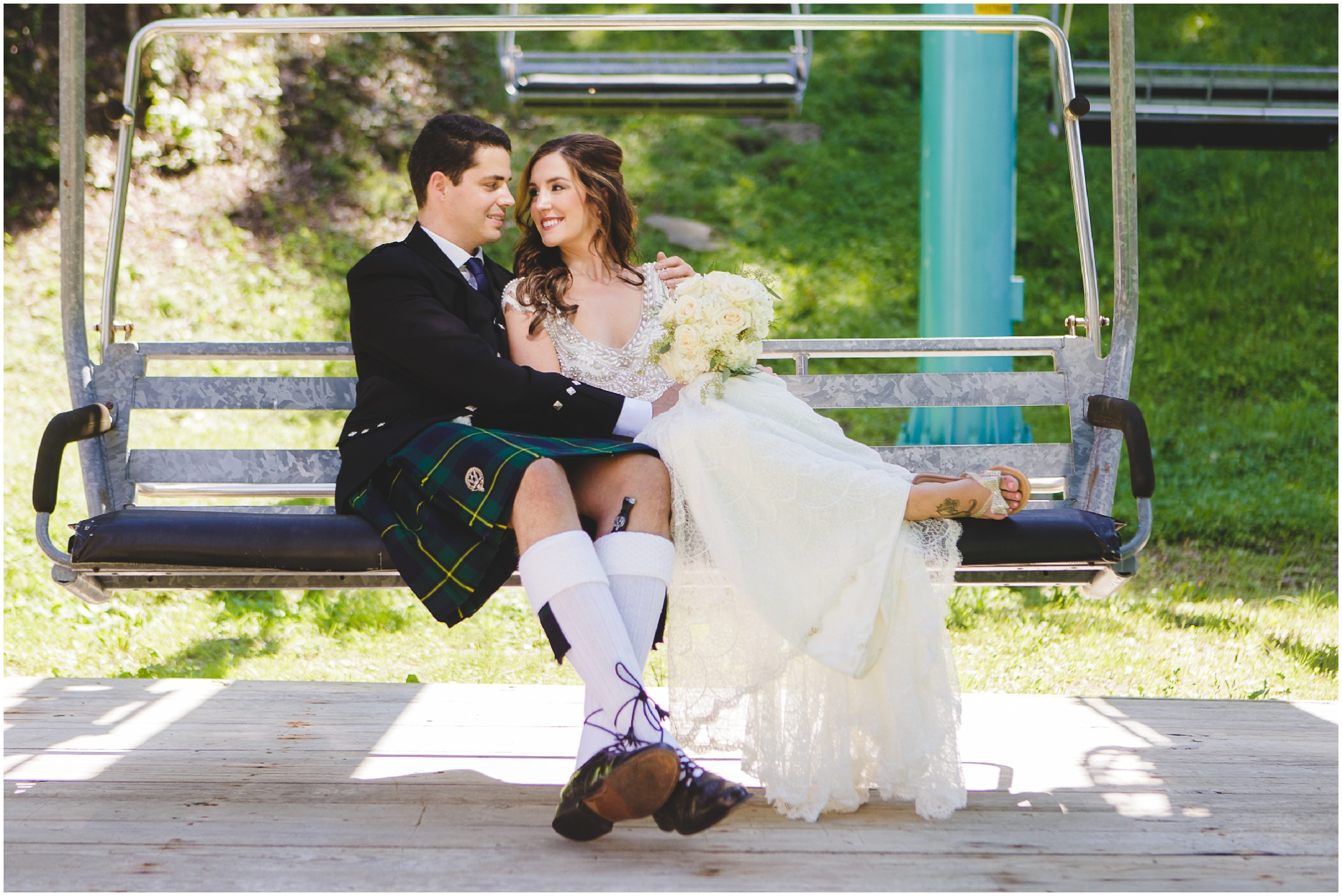 Ellicottville Holiday Valley Wedding