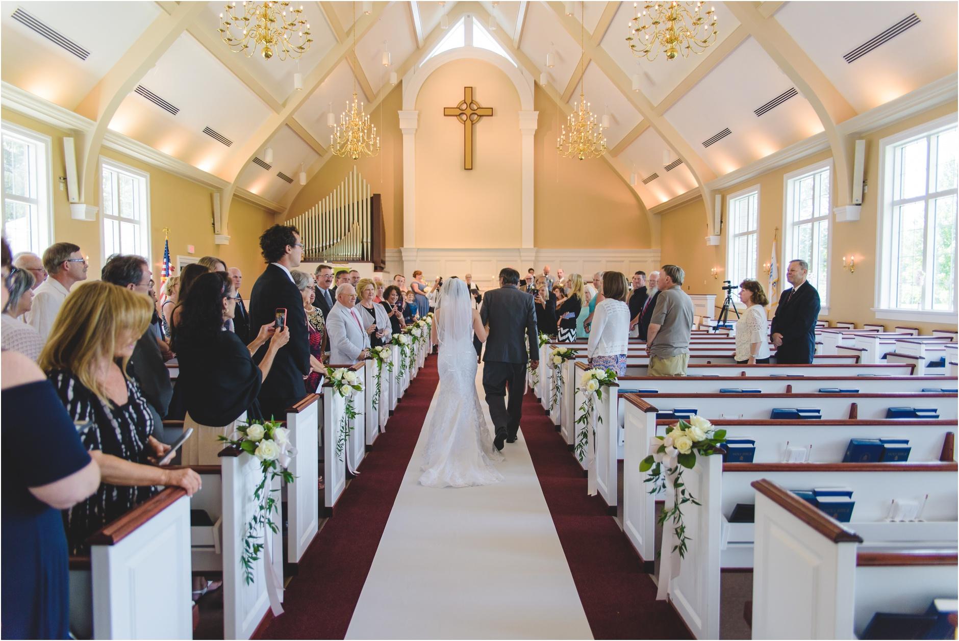Buffalo Bride Entrance Ceremony