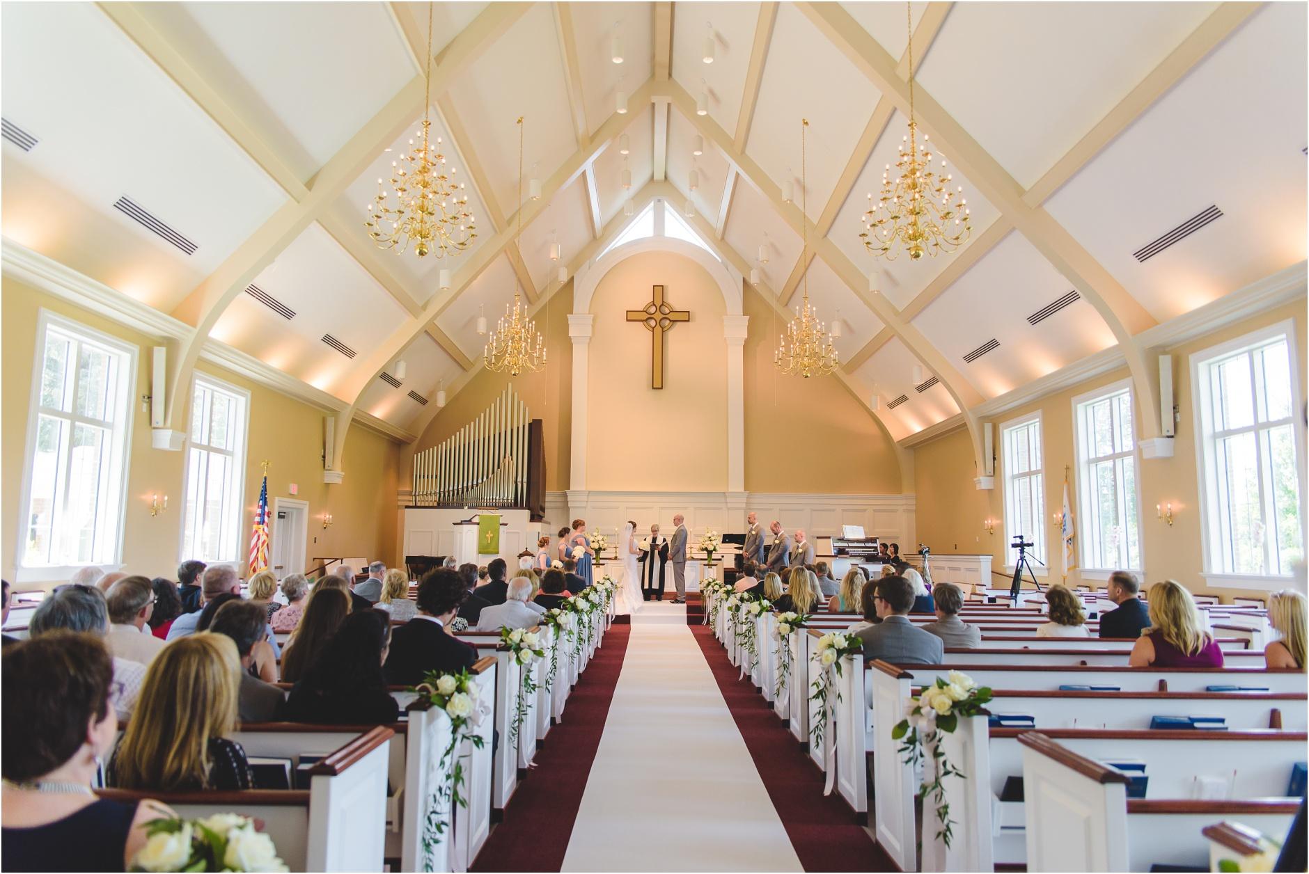 Buffalo Church Ceremony Picture