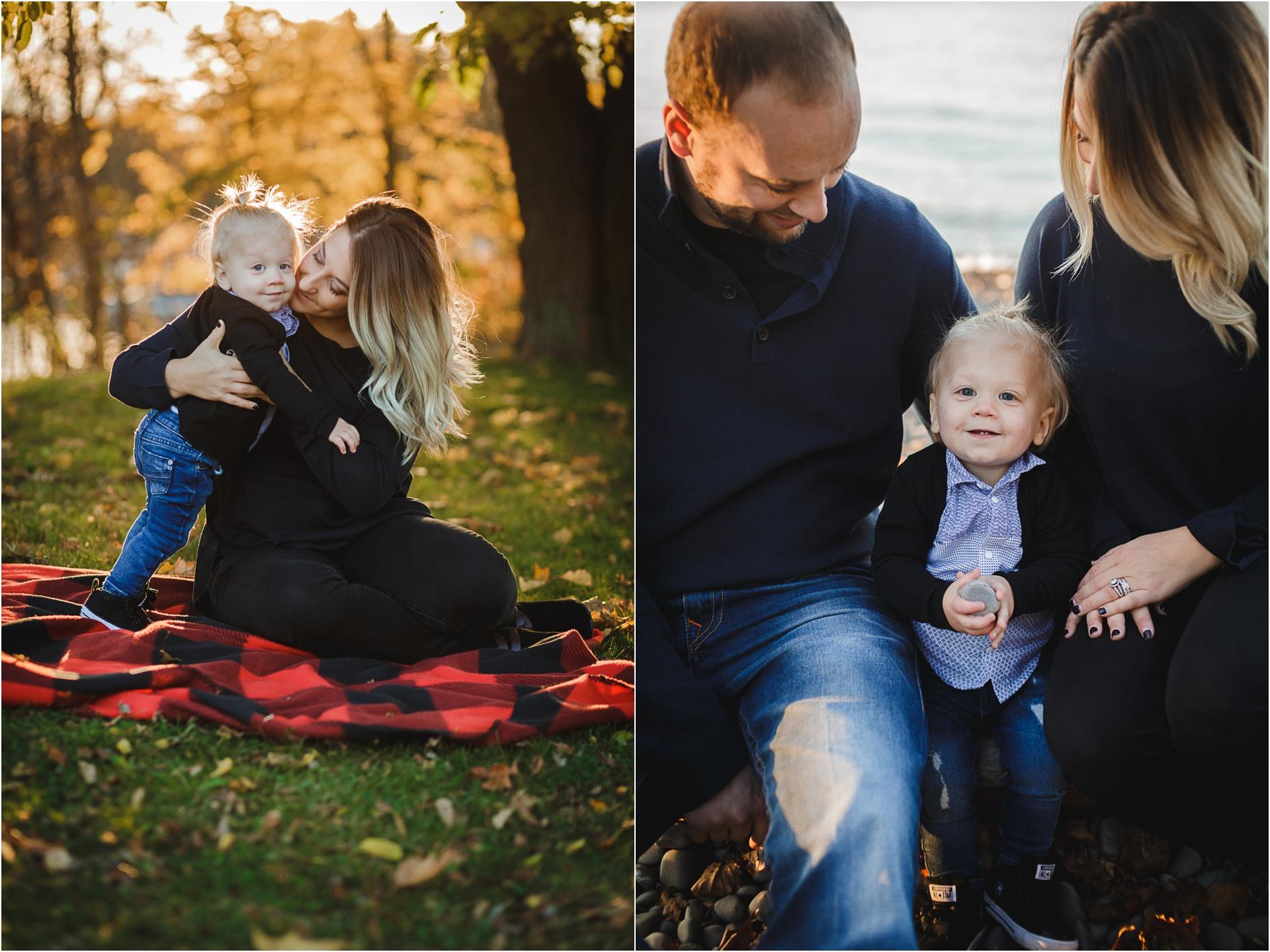 hamburg ny family portraits fall