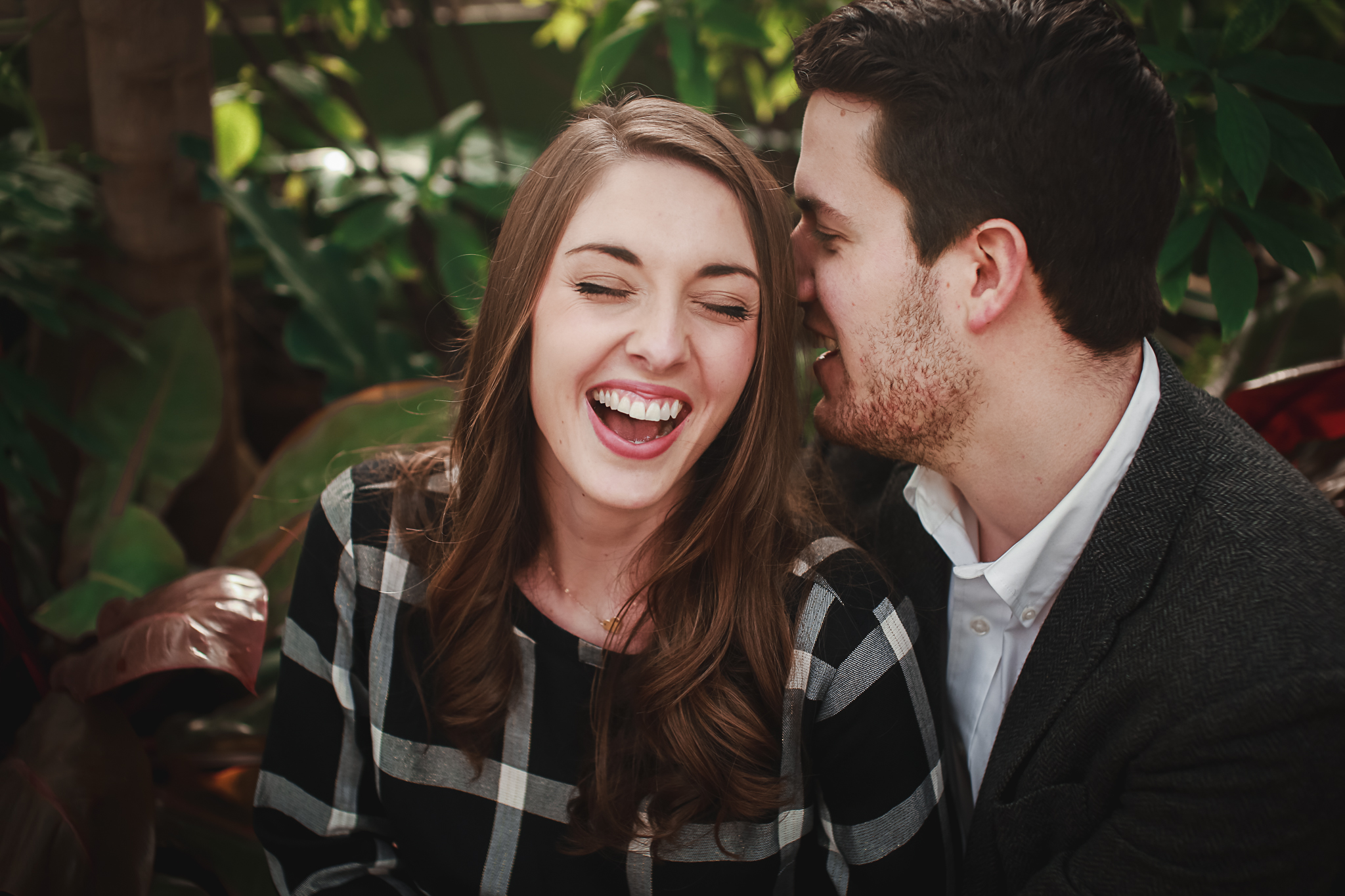 Winter Buffalo NY Engagement Pictures