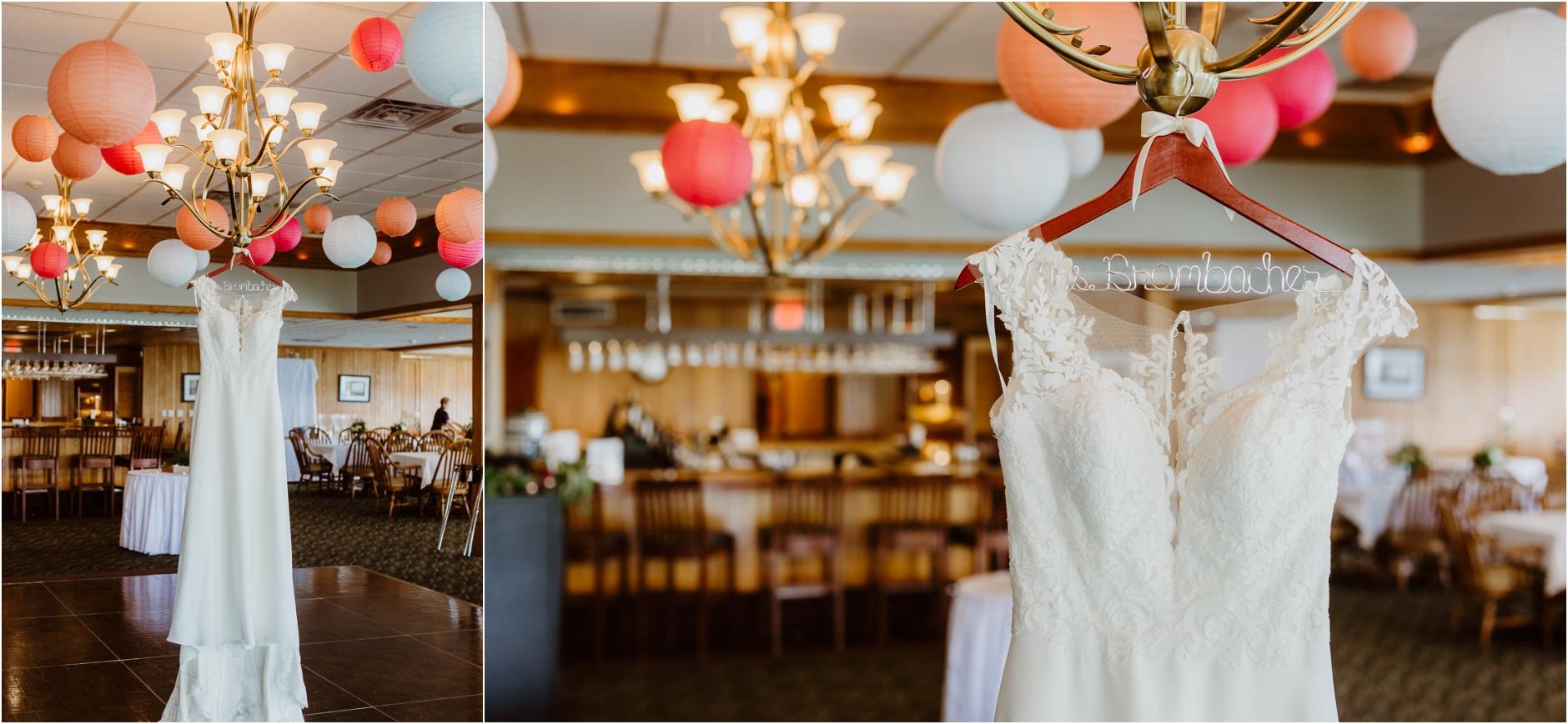 Buffalo Wedding Photographer wedding dress